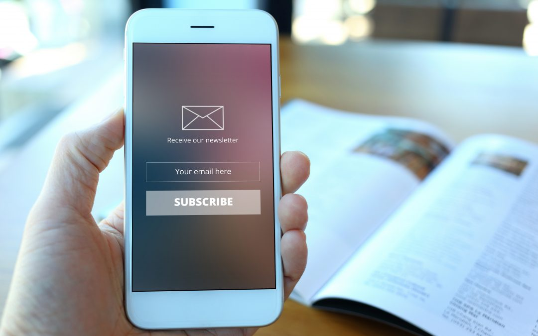 Why Every Business Should Have an Email Newsletter