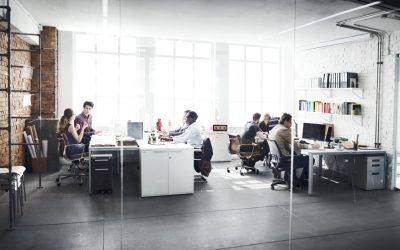 4 Strategies for Making Your Open Office a Place Where People Can Focus