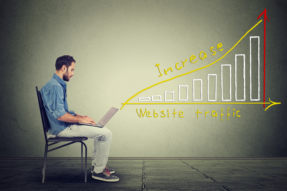 7 Ways to Increase Traffic to Your Website